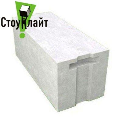 Газоблок Стоунлайт Паз-гребень D400/D500