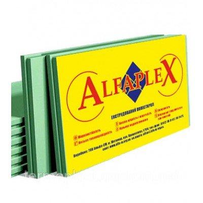 Экструдированный пенополистирол Alfaplex толщина 20-50мм
