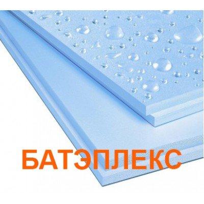 Экструдированный пенополистирол БАТЭПЛЕКС толщина 20-100мм