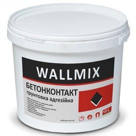 WALLMIX БЕТОНКОНТАКТ адгезионная 10 L Грунтовка
