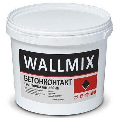 WALLMIX БЕТОНКОНТАКТ адгезионная 1 L Грунтовка