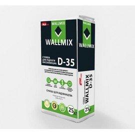 WALLMIX D-35 Стяжка цементная высокопрочная