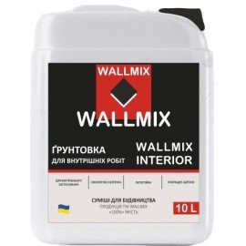 WALLMIX Interior 10 L Грунтовка
