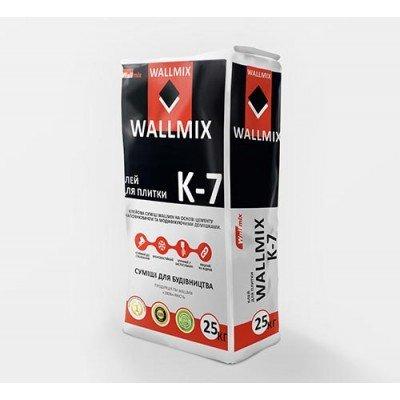 WALLMIX К-7 Клей для плитки