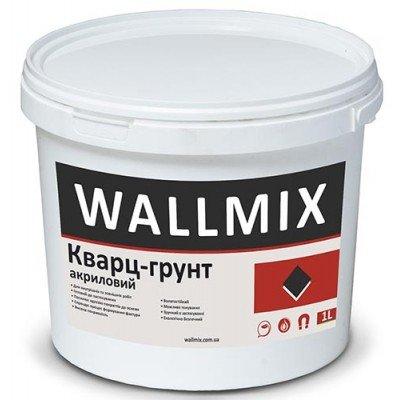 WALLMIX Кварц-грунт акриловый 1 L Грунтовка