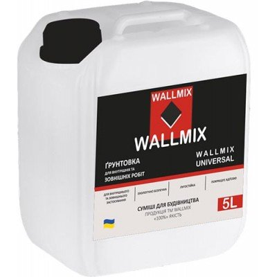 WALLMIX Universal 5 L Грунтовка