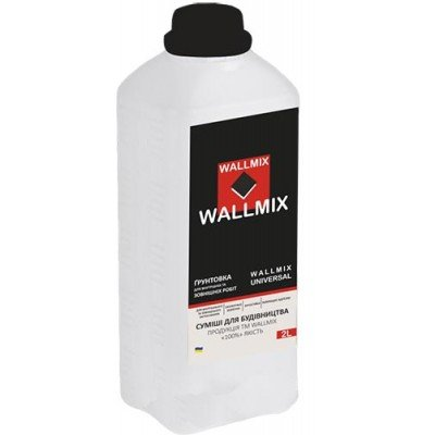 WALLMIX Universal 2 L Грунтовка